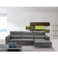 JASPER MODERN 3 SEATER SOFA WITH CHASE LOUNGE