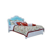 ANN QUEEN SIZE TIMBER BED FRAME