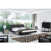 ADELE | LEATHER BED & BENCH RANGE