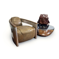 AVIATOR JET | INDUSTRIAL ARMCHAIR