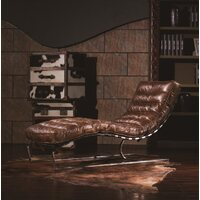 THE DOCTOR LEATHER LOUNGE CHAIR