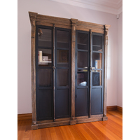 BORDEAUX | CLASSIC DISPLAY CABINET RANGE