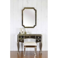 SAPPHIRE | CLASSIC LUXE MIRRORED DRESSER SET