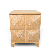 FORME TIMBER SIDE TABLES