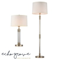 TRITON FLOOR & TABLE LAMP RANGE