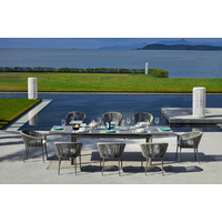 APHRODITE OUTDOOR DINING CHAIR RANGE