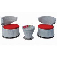 CORAL OUTDOOR TUB SET