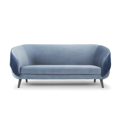 FLORENCE 3-SEATER FABRIC SOFA