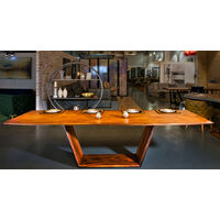 CASCADE | TIMBER DINING TABLE