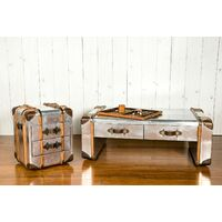 POLSTAR | ECLECTIC LUGGAGE COFFEE TABLE RANGE