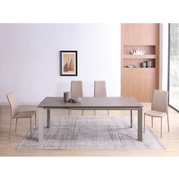ROXAS EXTENTION DINING TABLE