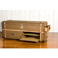 POLSTAR TOBACCO VINTAGE CANVAS ENTERTAINMENT UNIT