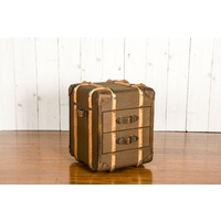 POLSTAR | CANVAS TRUNK SIDE TABLE